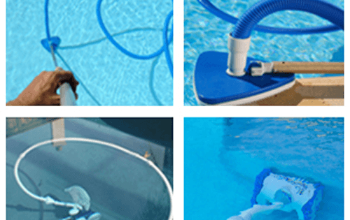 No more robotic pool cleaners - get yourself a self-cleaning pool