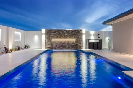Selecting swimming pool lights