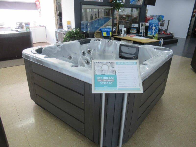 Donehues Leisure My Dream Spa Sapphire Mt Gambier 369 2