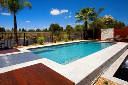 Donehues Leisure Selecting the best pool water features for your swimming pool