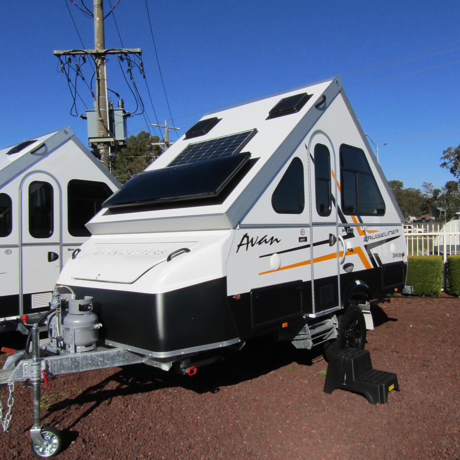 Donehues Leisure NEW Avan Cruiseliner 1D Adventure pack Plus Camper Hamilton 12349 IMG 3615