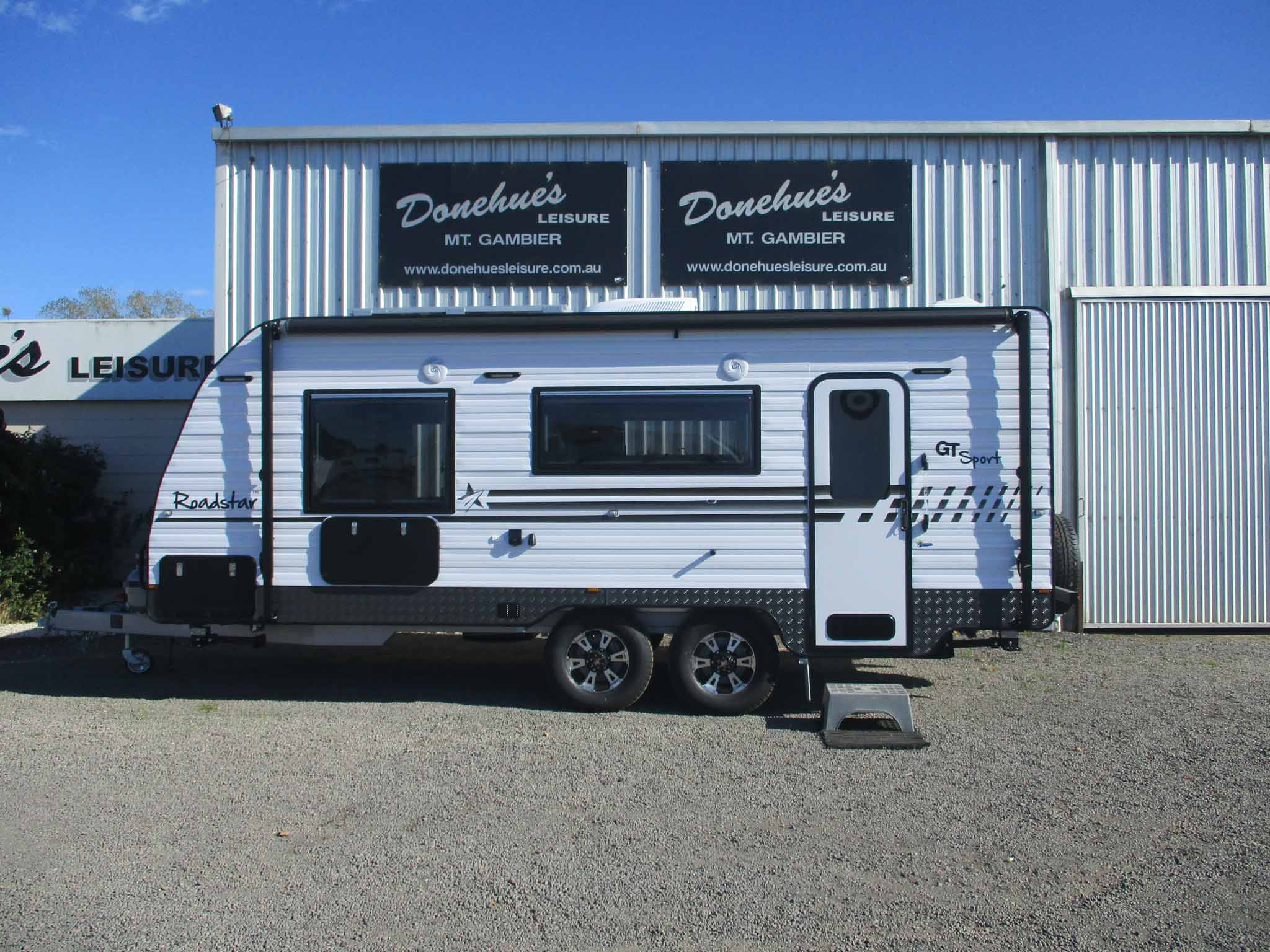 Donehues Leisure New Roadstar GT Sport Caravan Mt Gambier 12256 2