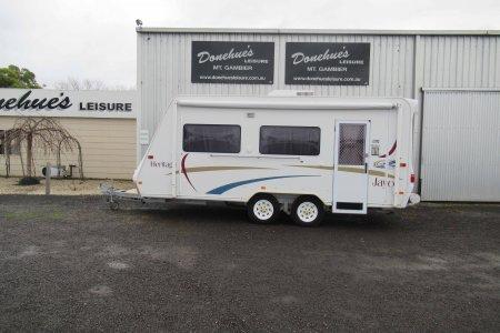 Donehues Leisure Used Jayco Heritage Caravan Mt Gambier 21832