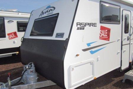 Donehues Leisure NEW Avan Aspire 555 Ensuite Caravan Hamilton 12369 IMG 0817