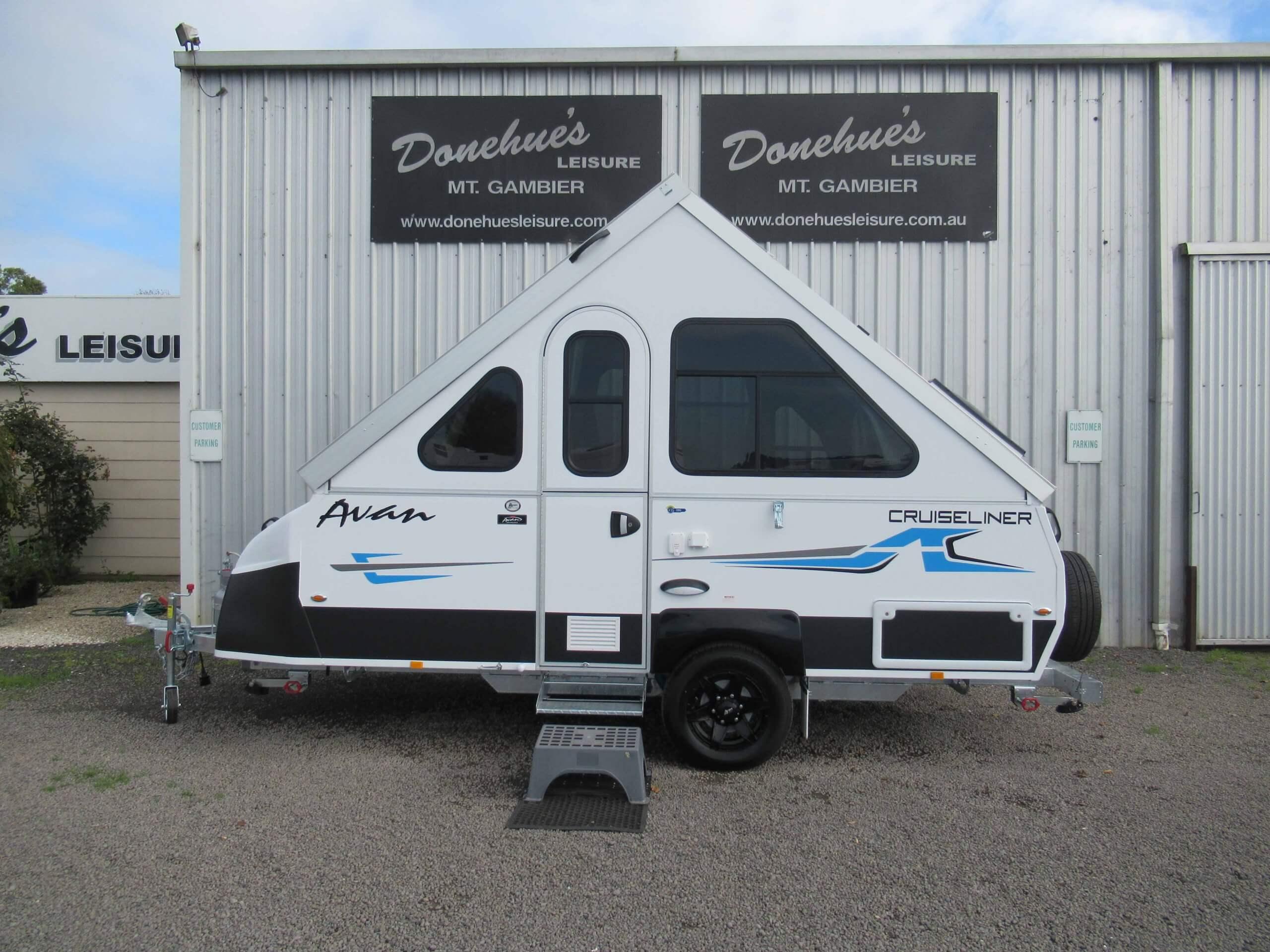 Donehues Leisure New Avan Cruiseliner Adventure Pack Camper Caravan Mt Gambier 12352