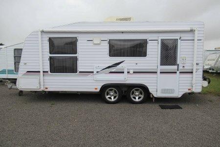 Donehues Leisure Used Islandstar Caravan Mt Gambier 21869M