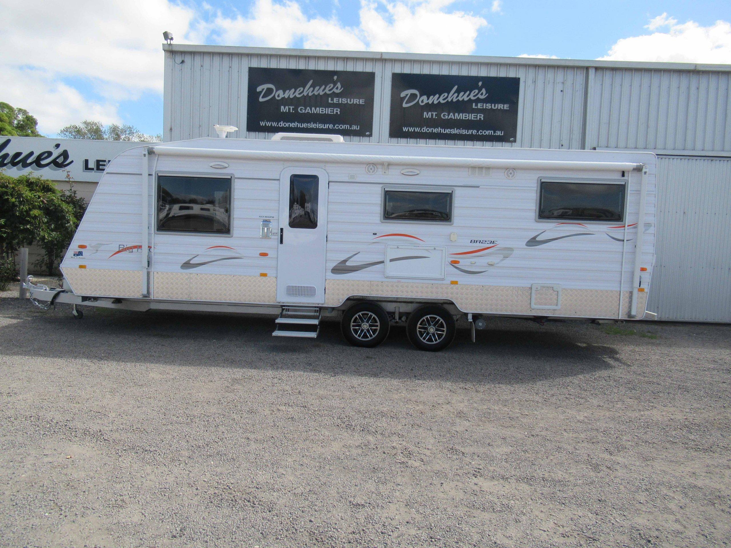 Donehues Leisure Newage Big Red Caravan Used Mt Gambier 21897M