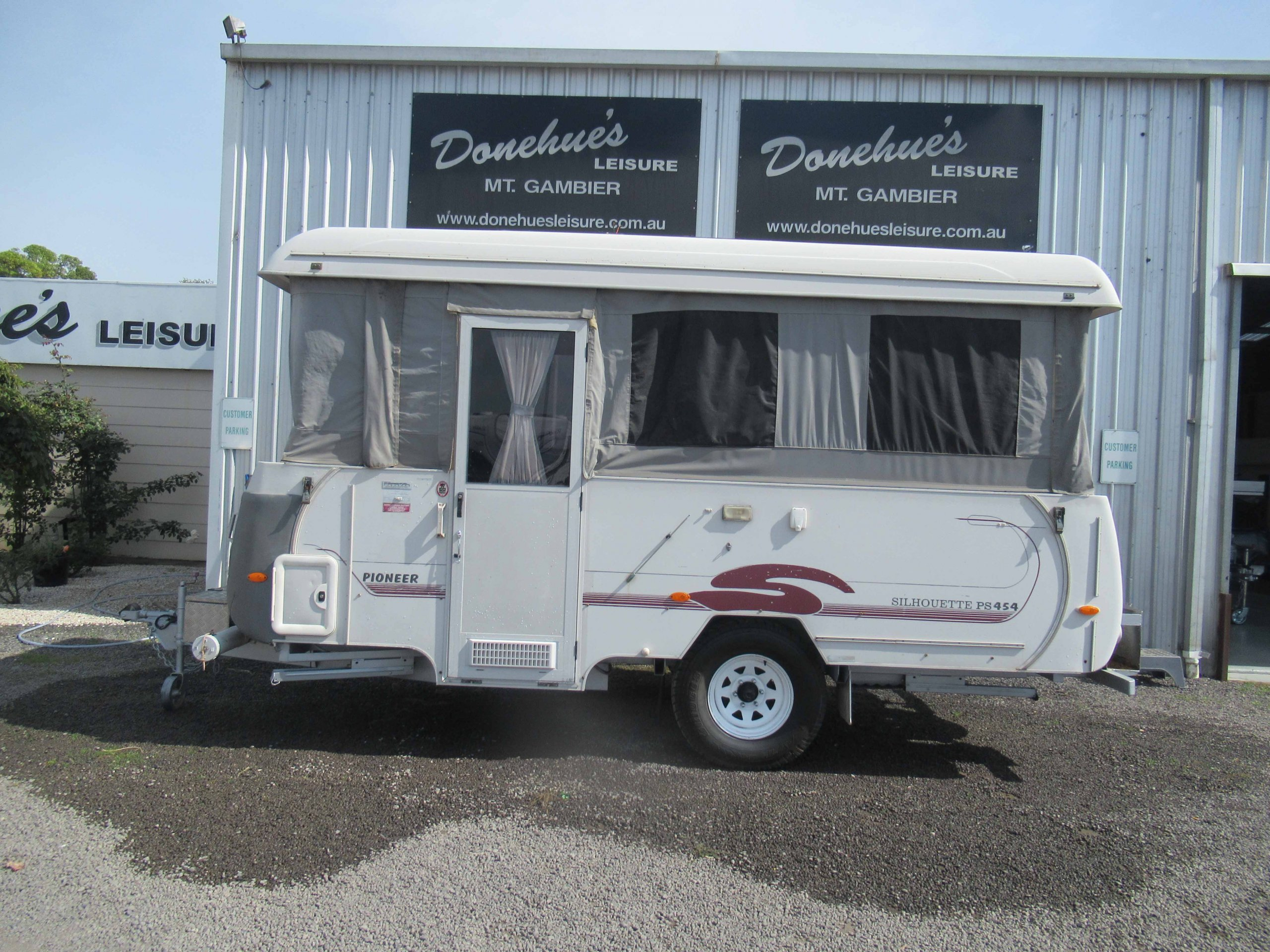 Donehues Leisure Used Coromal Camper Mt Gambier 21863M