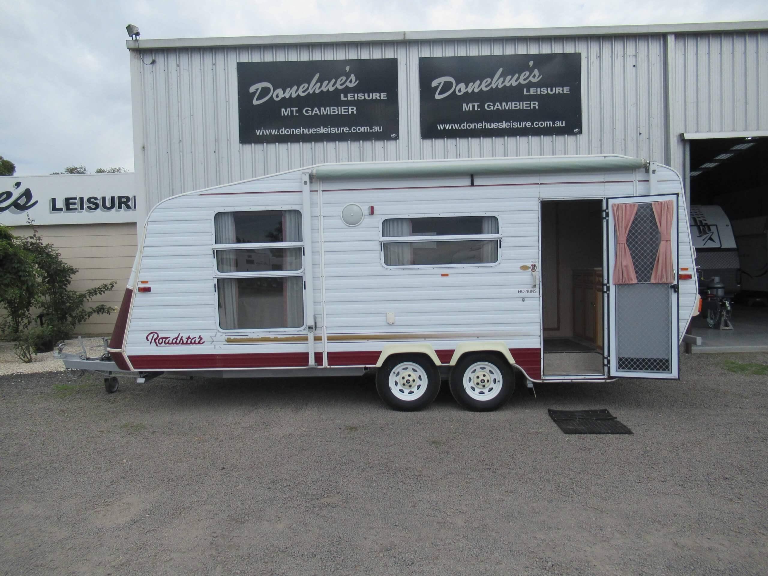 Donehues Leisure Used Roadstar Voyager Caravan Shower Toilet Mt Gambier 21893M