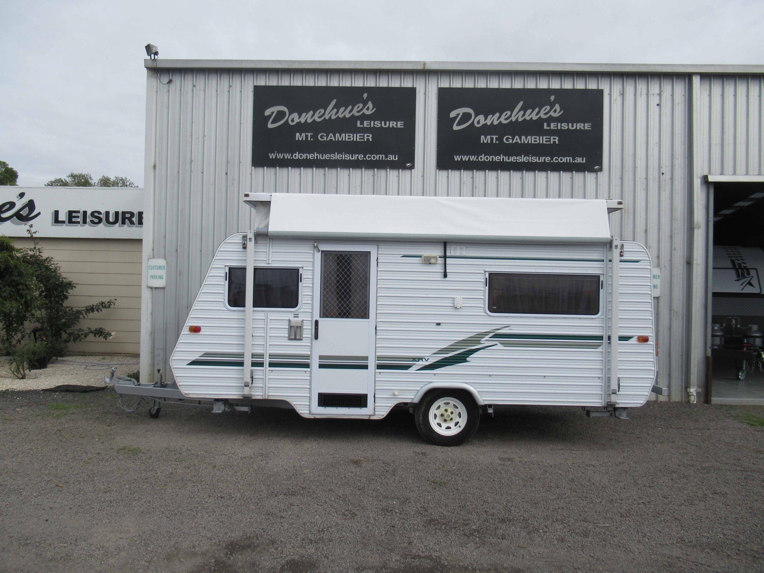 Donehues Leisure Used Spaceline Caravan Poptop Mt Gambier 21885M 13