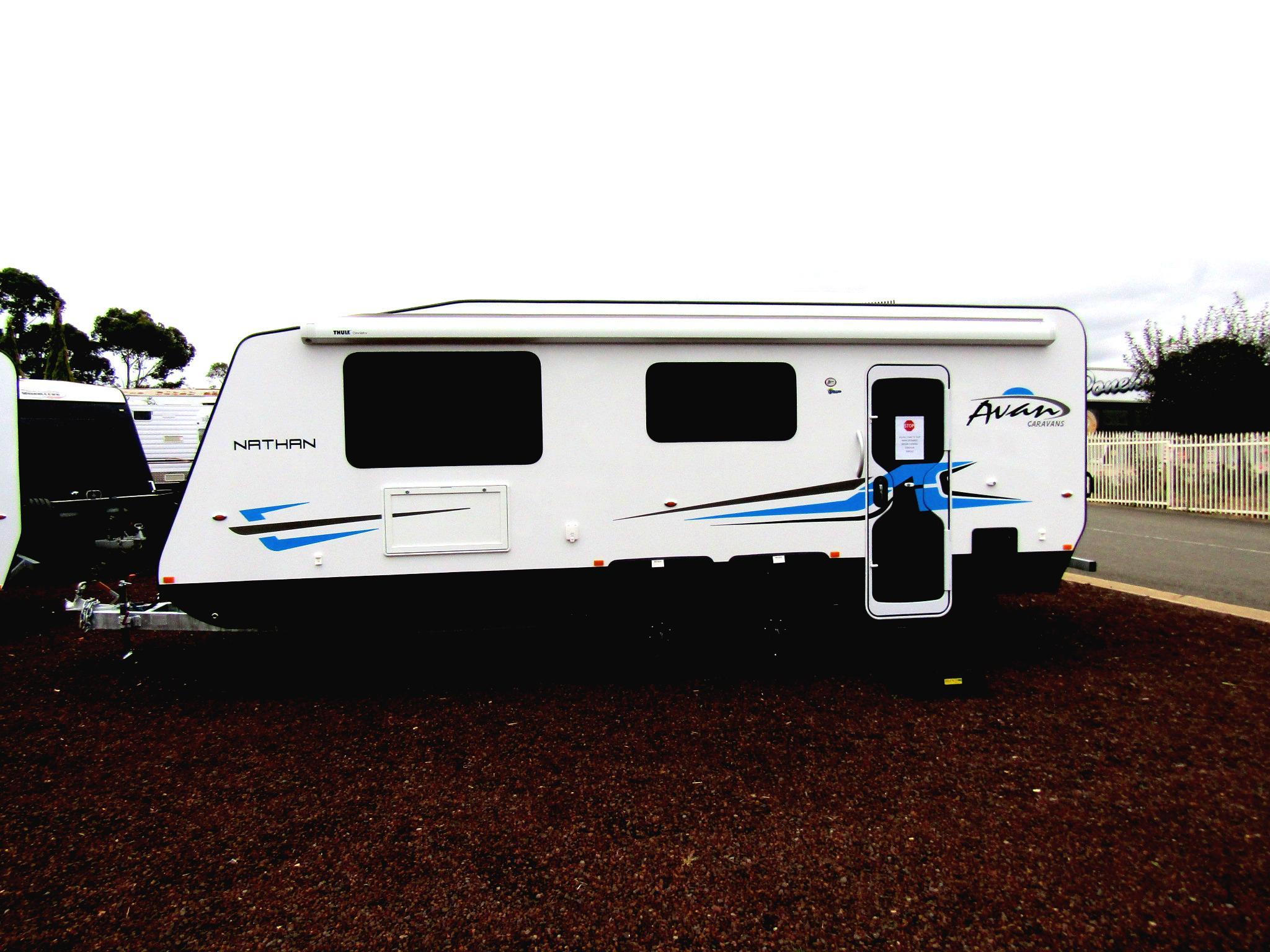 Donehues Leisure Security door Avan Nathan Ensuite Caravan Hamilton 12371 IMG 2464 boost 1