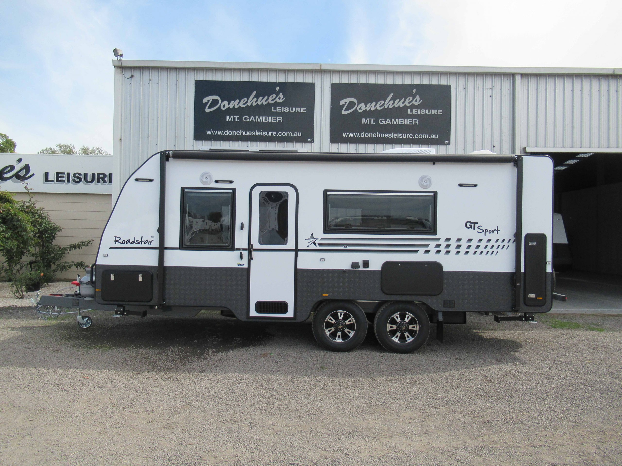 Donehues Leisure New Roadstar GT Sport Caravan Mt Gambier 12442
