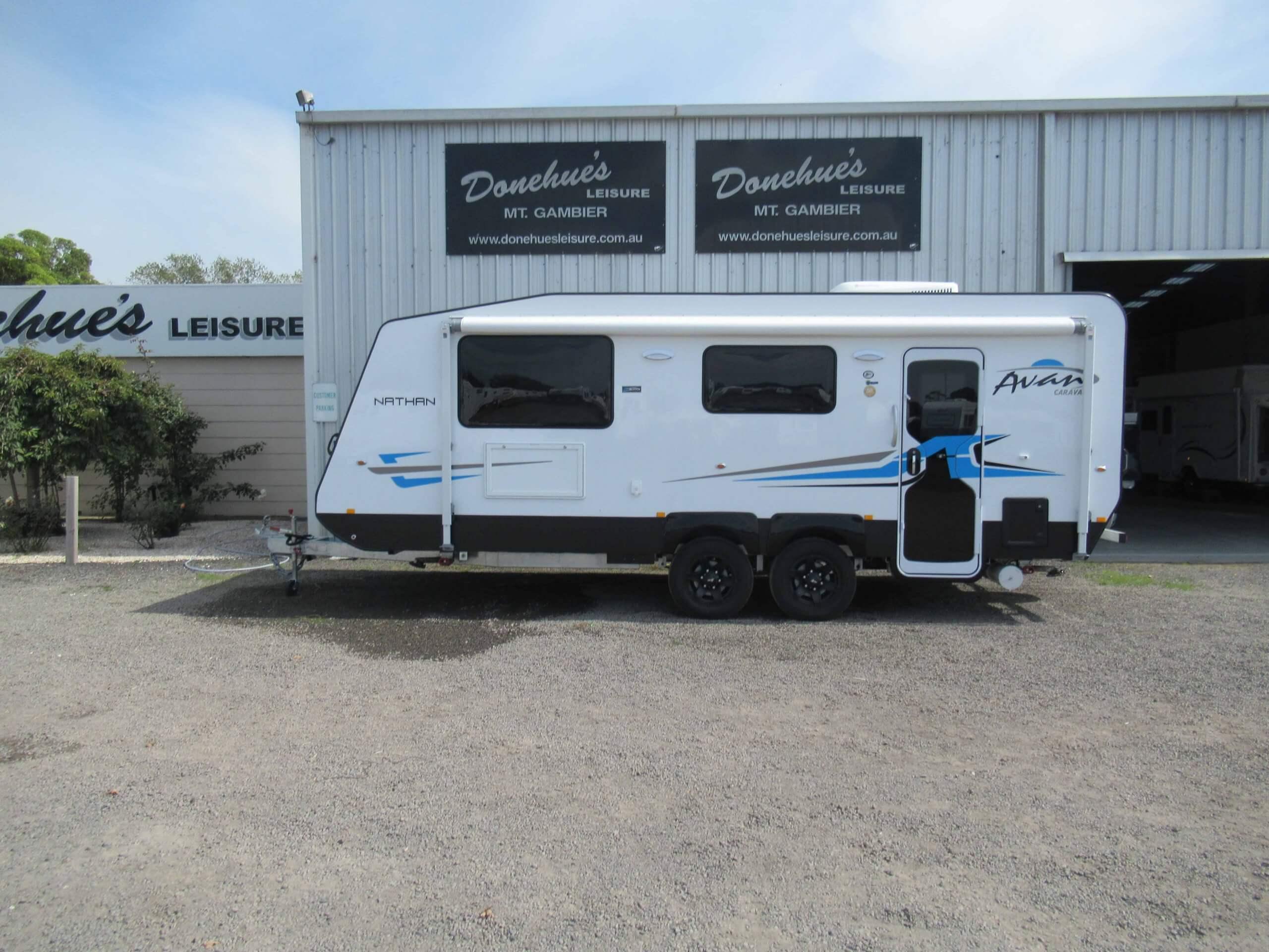 Donehues Leisure Used Avan Nathan Caravan Mt Gambier 21899M