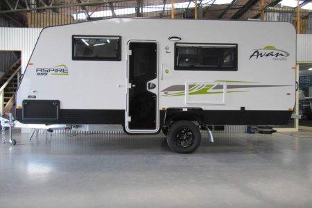 Donehues Leisure New Avan Aspire 555 Caravan Mt Gambier 12518 9