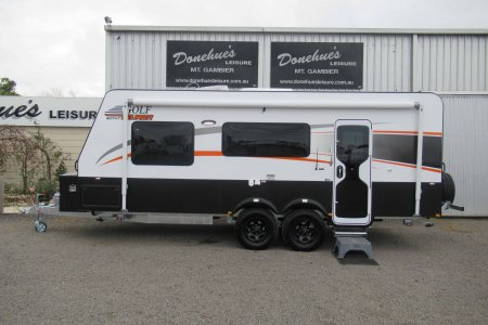 Donehues Leisure New Golf Tourer 607 offroad Caravan Mt Gambier 12425 3