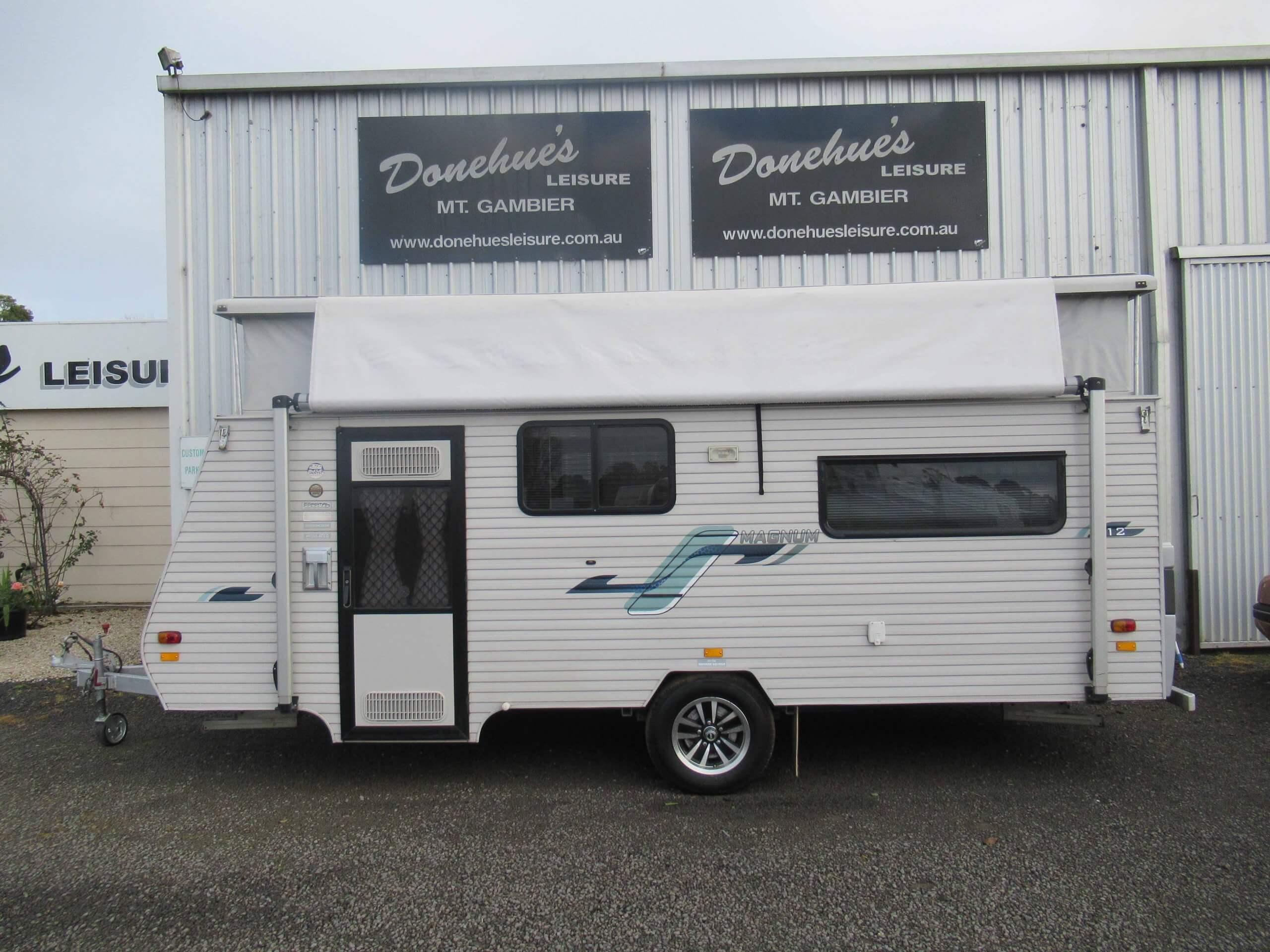 Donehues Leisure Used Coromal Poptop Caravan Mt Gambier 21905 2