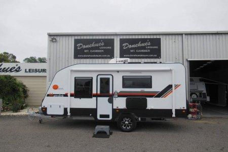 Donehues Leisure New Nova Metrolink Caravan Mt Gambier 12558