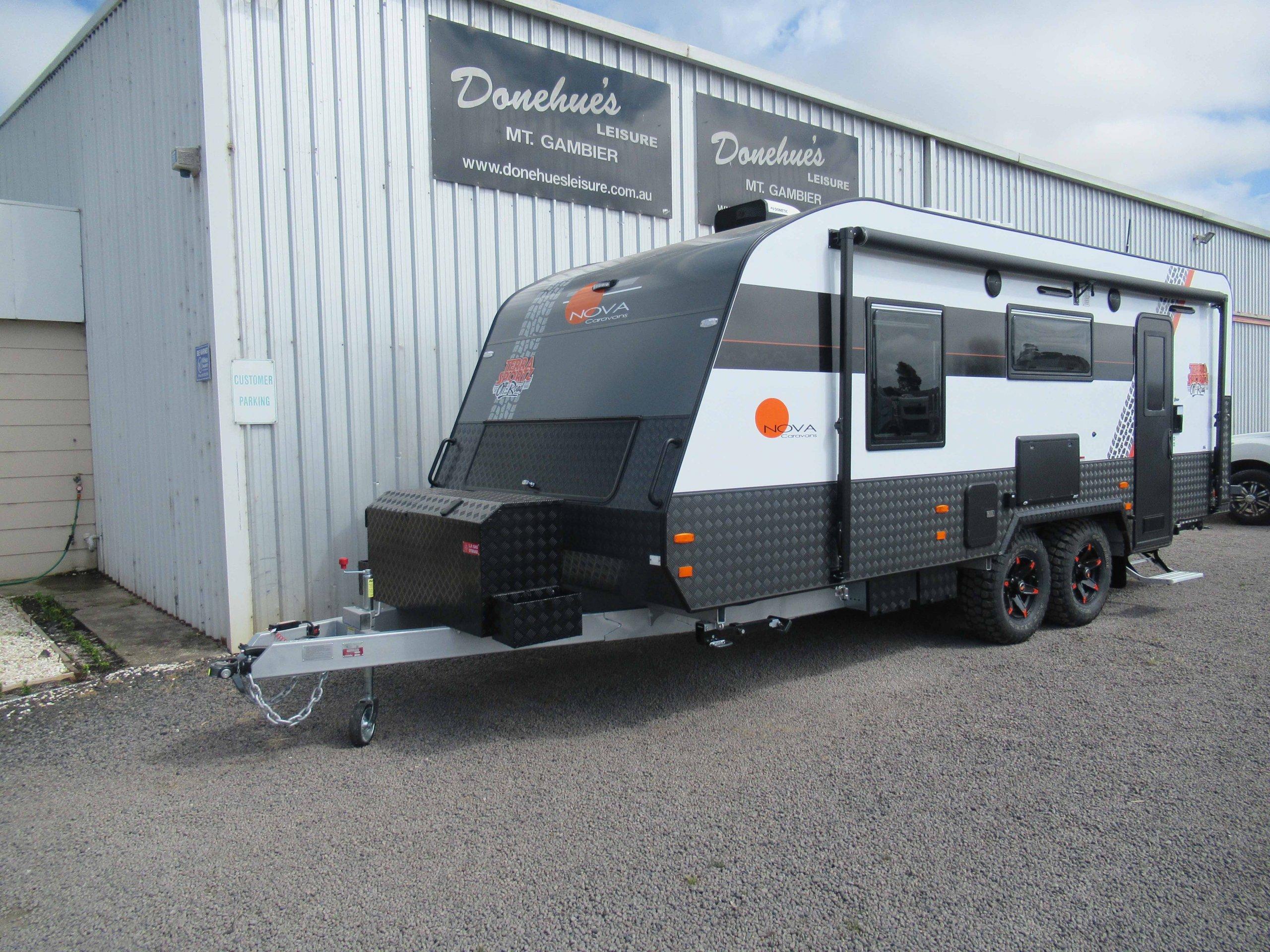 Donehues Leisure New Nova Terra Sportz Off road Caravan Mt Gambier 12560 3