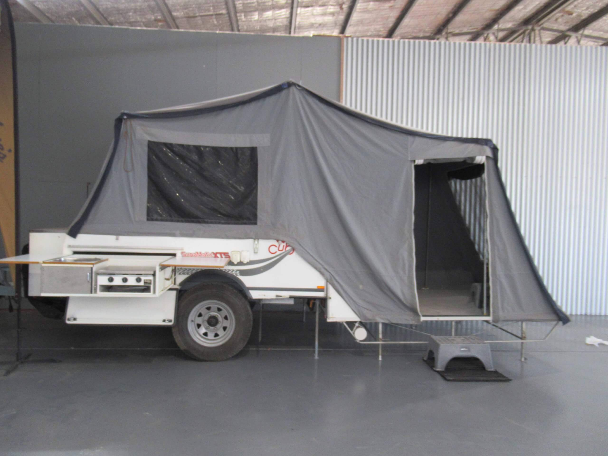 Donehues Leisure Used Cub supamatic Camper Off road Mt Gambier 21960M 7
