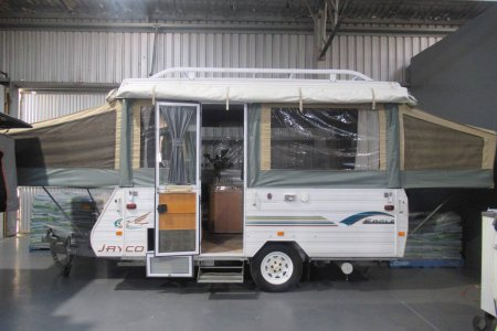 Donehues Leisure Used Jayco Eagle Camper Family Mt Gambier 21957mM 10