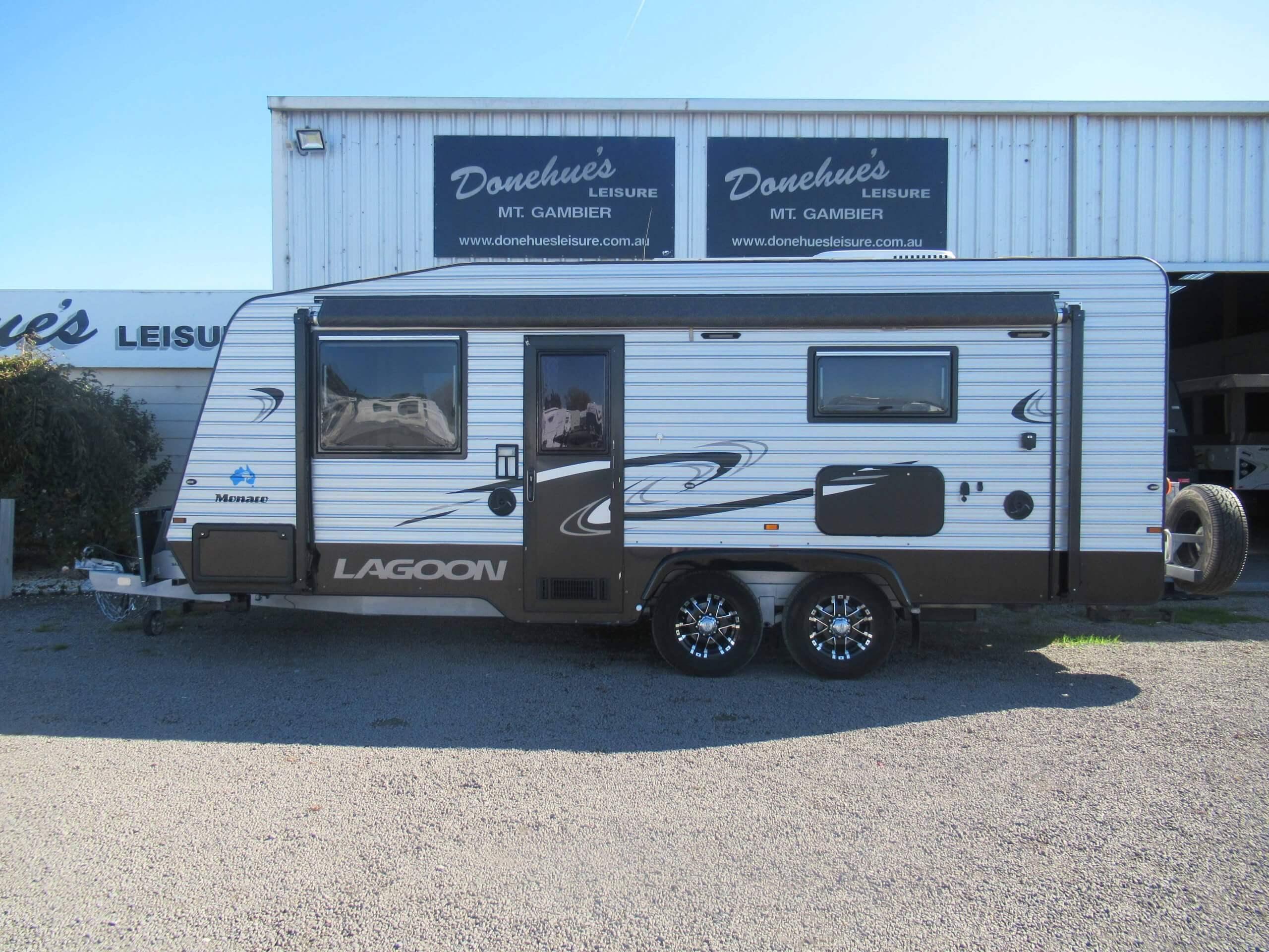 Donehues Leisure Used Lagoon Caravan Shower Toilet Mt Gambier 21971M