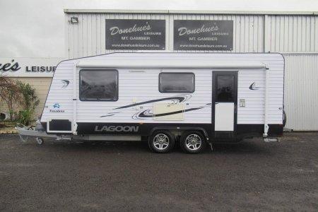 Donehues Leisure Used Lagoon Caravan Mt Gambier 21976