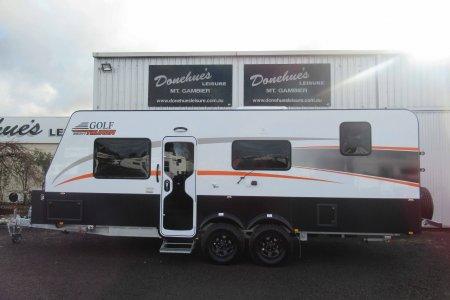 Donehues Leisure New Golf Family Bunk adventure Caravan 12497 Mt Gambier 15