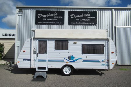 Donehues Leisure Used Jayco Freedom Pop top 21986M Mt Gambier